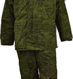 Камуфляж, куртка+штаны(утепленные)НОВОЕ