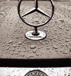 Разбираю Mercedes-Benz W140 рестайлинг 96 г.в.