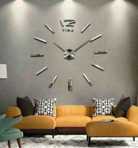 Настенные часы 3D классика