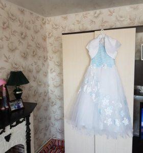 Выпускное платье для сада