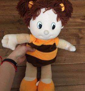 """Плюшевая игрушка """" пчёлка"""""""