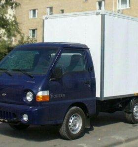 Грузоперевозки, водитель с личным грузовым авто