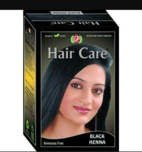 Черная хна для волос высшего качества