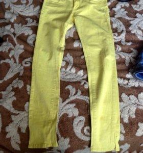 брюки 27 размер