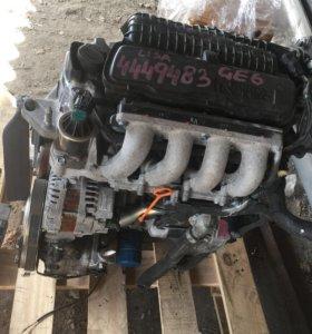 Двигатель L13a Honda Jazz fit