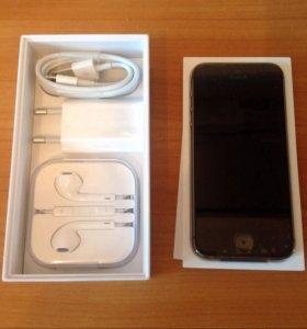 iPhone 5s 16 гб. Новый