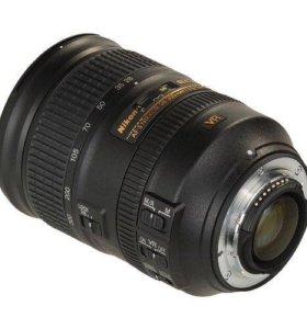 Объектив Nikkor 28-300mm f/3.5-5.6G ED VR AF-S