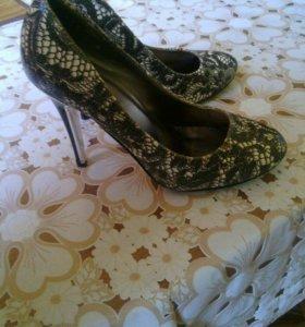 Новые туфли размер 36