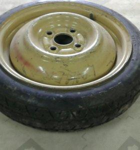 Запасное колесо(банан)