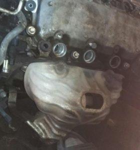 Двигатель фит жд1