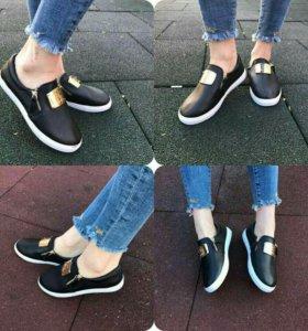 Обувь новая