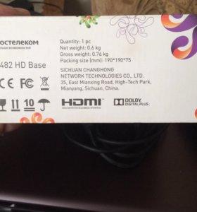 IP-TV Тв приставка SML-482 HD Base Ростелеком