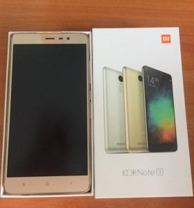 Xiaomi redmi not 3 pro 2/16 gb