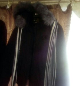 Муж.куртка,шарф,рубашка,штаны