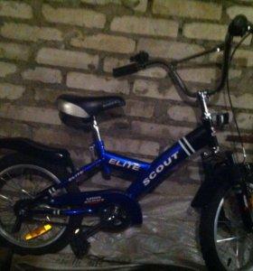 Детский велосипед Scout elite