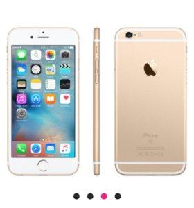 iPhone 6 plus s 64 gb gold