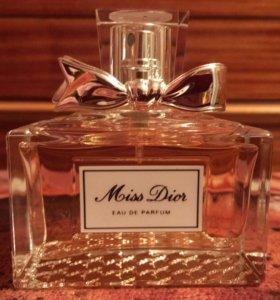 🎀ДУХИ Miss Dior EAU DE PARFUM 50ml.