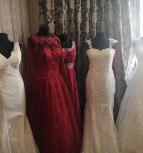Свадебные платья недорого!