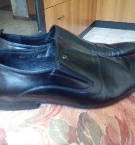 Туфли мужские 45р