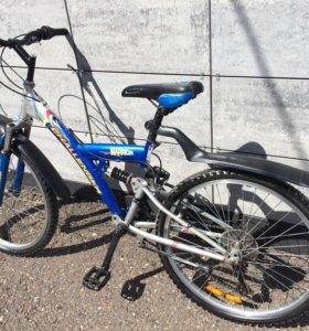 Велосипед Chalenger Warrior