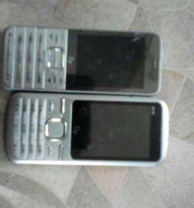 Продам 2 телефонa flay