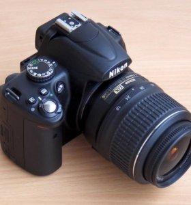 Фотоаппарат Nikon D5000