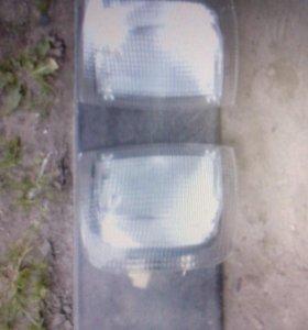 передние поворотники волга3110,москвич2141,бык