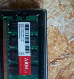 Память DDR2 4G 800Mhz