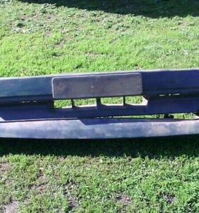 Бампер передний и задний,торпеда на ваз 08