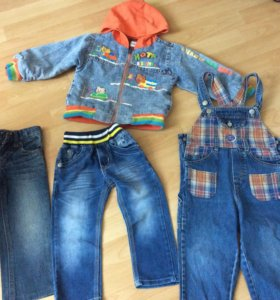 Пакет одежды на 86-92