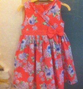 Красивое платье для малышки.