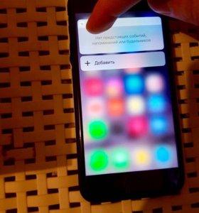 Айфон 7 матовый,32гб