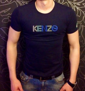 Стильная футболка KENZO