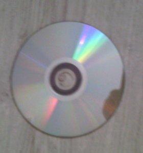 """DWD диск """" Чудеса на веражах """""""