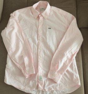 Винтажная рубашка Thomas Burberry