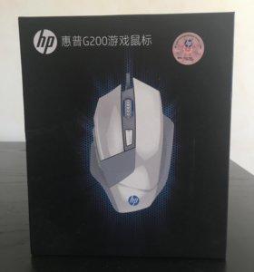 Игровая мышь HP G200