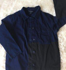 Новая джинсовая рубашка Monki