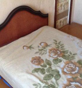 Кровать двухспальная