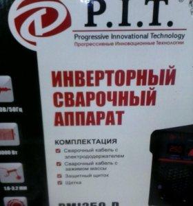 Инверторный сварочный аппарат PIT 250