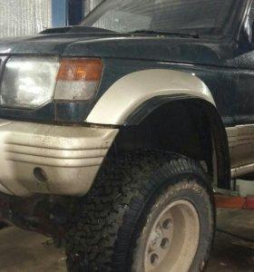 Mitsubishi pagerо 2