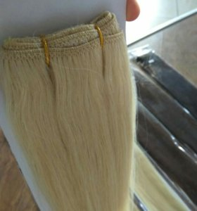 Волосы 75см на трессах