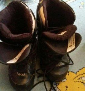 Ботинки для сноуборта
