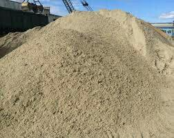 Песок карьерный (20м/куб)