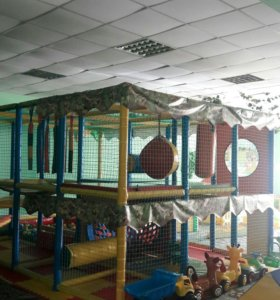 Лабиринт 2-этажа