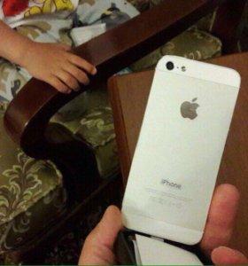 Айфон 5 на 16 г