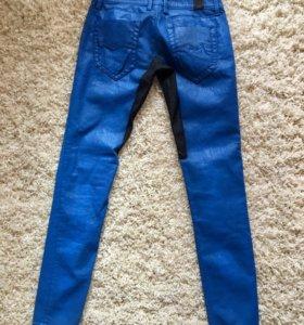 Стильные штаны джинсы брюки