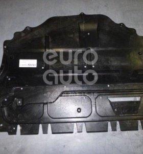 Пыльник двигателя Поло Рапид Фабиа