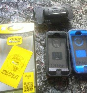 Чехлы otter box defender iPhone 5-5s