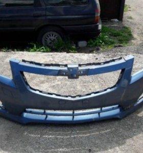 Бампер Chevrolet Cruze рестайлинг оригинал