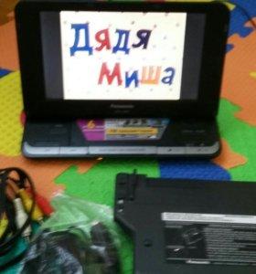 Портативный DVD LS837